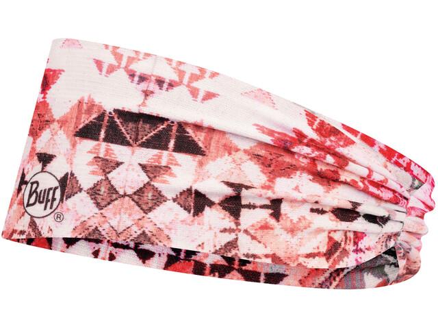 Buff CoolNet UV+ Mountain Collection Banda para la Cabeza, rosa/Multicolor